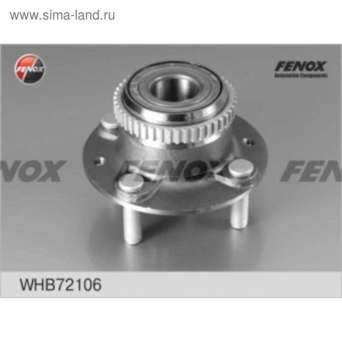Ступица Fenox whb72106