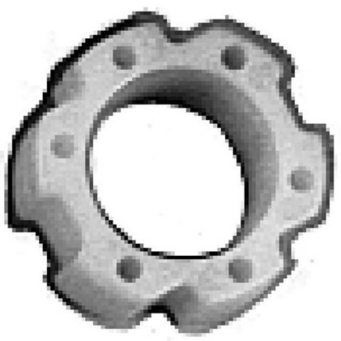 Втулка рулевой рейки METALCAUCHO 02301