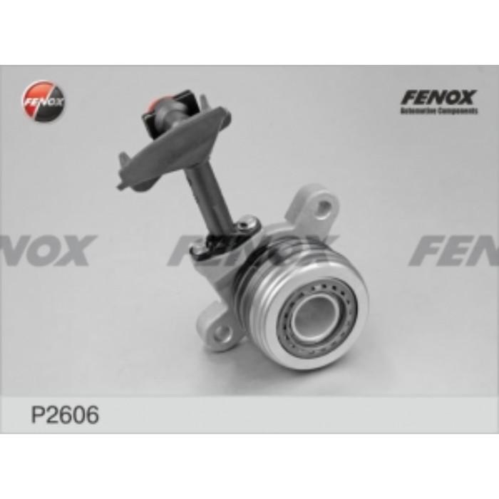 Цилиндр рабочий привода сцепления Fenox p2606