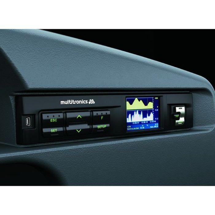 Маршрутный компьютер Multitronics C340 голос