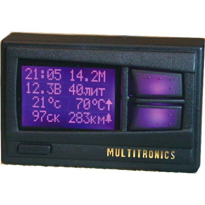 Маршрутный компьютер Multitronics Comfort X11 голос