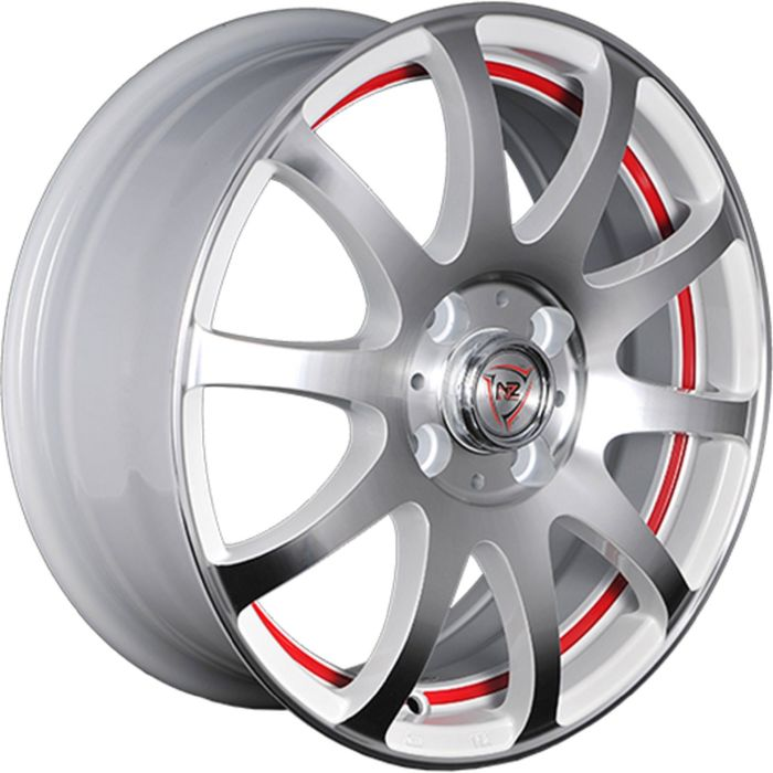 Диск NZ Wheels F-21 6x14 4x100 ЕТ43 d60,1 WFRSI