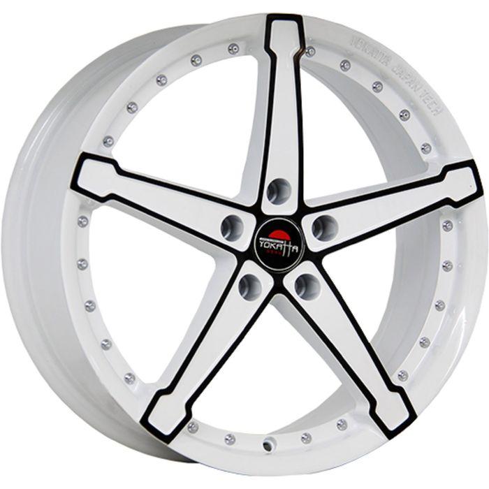 Диск литой Yokatta MODEL-10 6,5x16 5x108 ЕТ50 d63,3 W+B