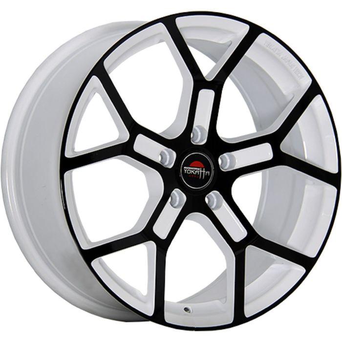 Диск литой Yokatta MODEL-19 6,5x16 4x108 ЕТ26 d65,1 W+B
