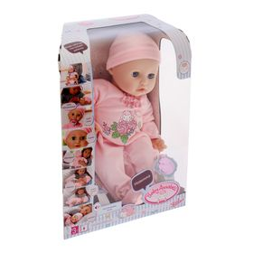 Кукла интерактивная Baby Annabel, 43 см
