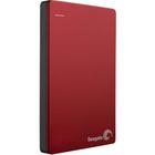 """Внешний жесткий диск Seagate USB 3.0 2 Тб STDR2000203 Backup Plus 2.5"""", красный"""