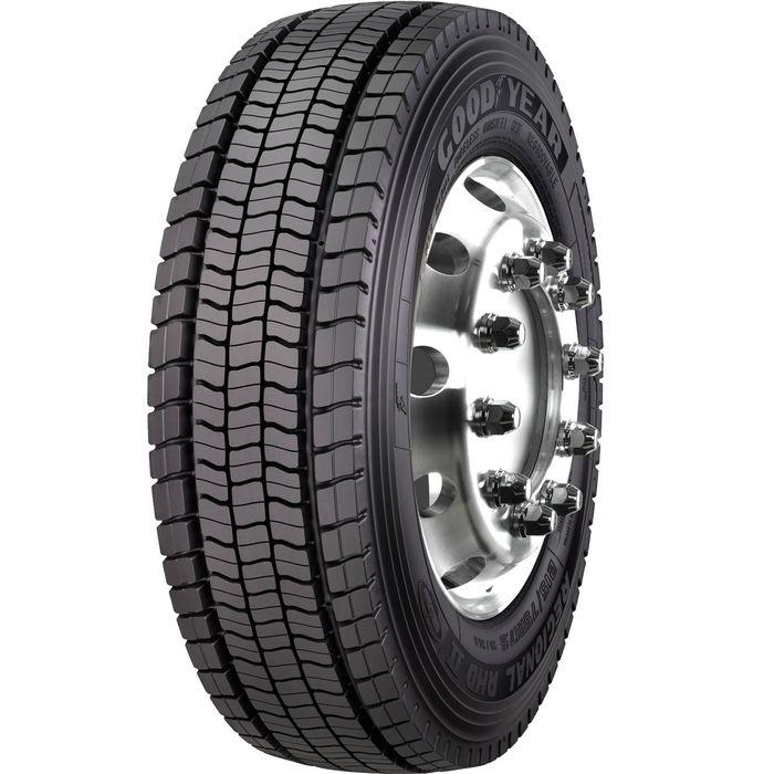 Грузовая шина GoodYear Regional RHD II 315/60 R22.5 152/148L