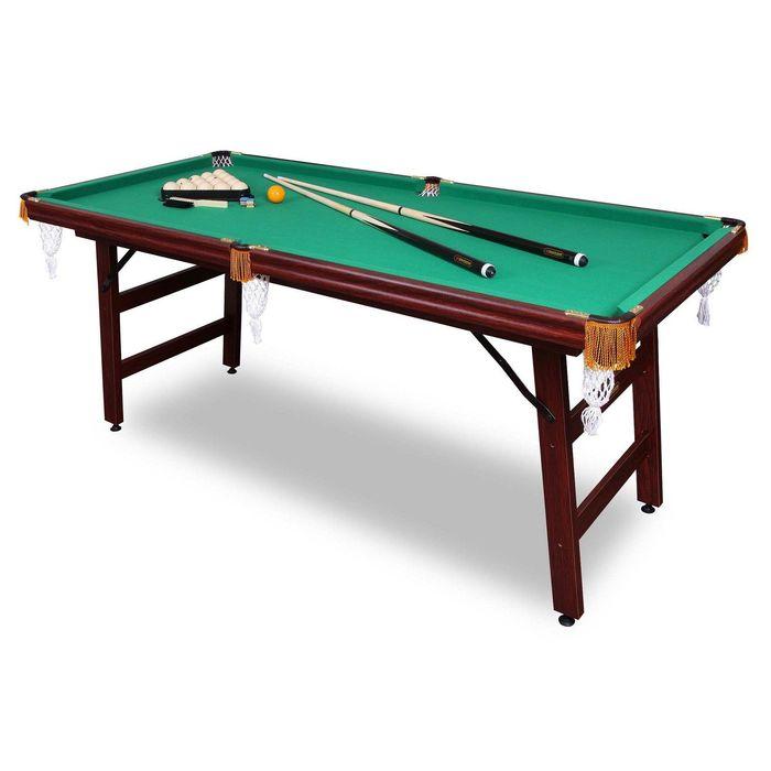 Бильярдный стол Fortuna РП, 6фт, с комплектом аксессуаров