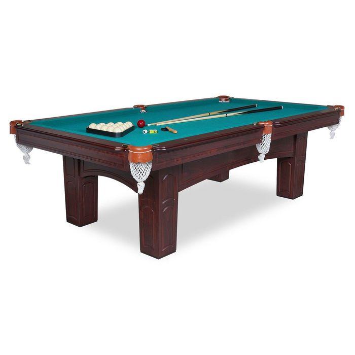 Бильярдный стол Fortuna Brookstone РП, 7фт, с комплектом аксессуаров