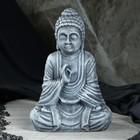"""Сувенир """"Будда"""" серый"""