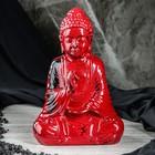 "Сувенир ""Будда"" красный, 28 см"