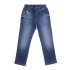 Джинсы для девочки, рост 110 см, цвет синий 2115 3570 К8