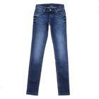 Джинсы для девочки, рост 164 см, цвет синий 4158 JL01