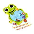 "Fishing ""Frog"", 8 elements + 2 fishing rods"