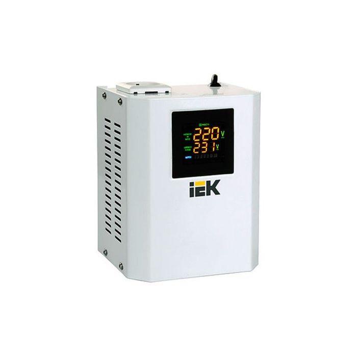 Стабилизатор напряжения IEK Boiler, 0.5 кВА, IVS24-1-00500