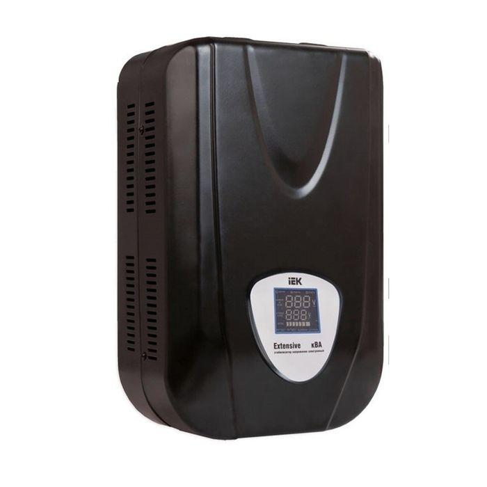 Стабилизатор напряжения IEK Extensive, 5 кВА, настенный, IVS28-1-05000