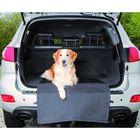 Автомобильная подстилка Trixie для собаки, 1,64 х 1,25 м (черный)