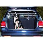 Решетка Trixie для багажника, серебряный/черный (ширина: 96-163 см, высота: 34-48 см)