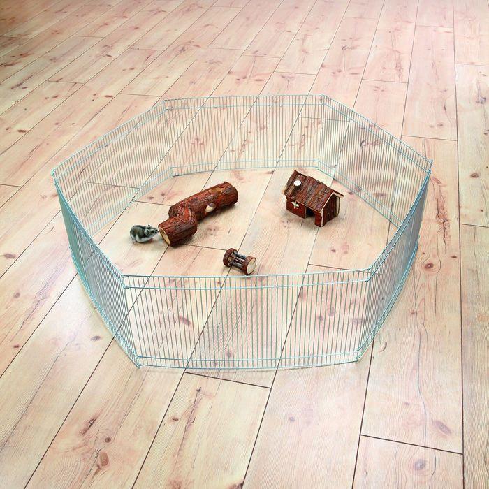 Загон Trixie для грызунов, 6 элементов (48 х 25 см).