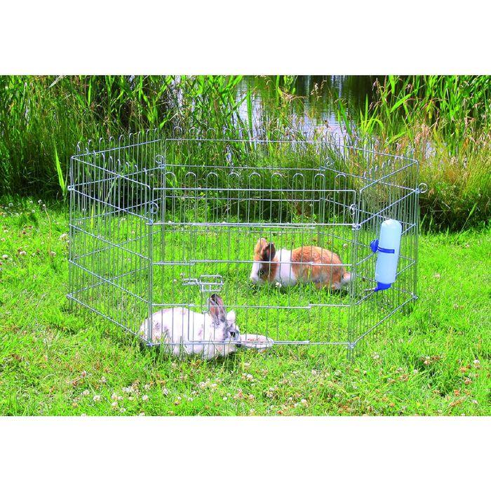 Загон Trixie для мелких грызунов, без сетки (60 х 63 см)
