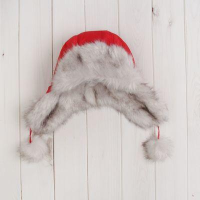Шапка зимняя для девочки, размер 54, цвет МИКС 202