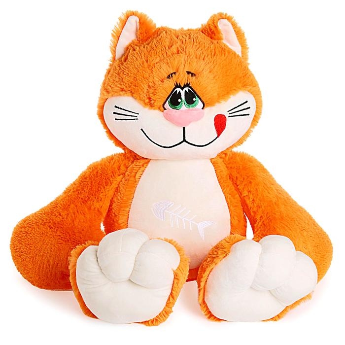 Мягкая игрушка «Кот Васька», 80 см, цвета МИКС - фото 105609445