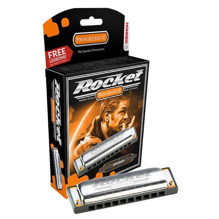 Губная гармошка Hohner M2013096x Rocket Ab-major