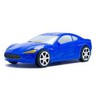 Машина инерционная «Гонка», цвета МИКС - фото 105657387