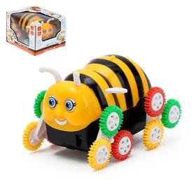 """Перевёртыш """"Пчёлка"""", работает от батареек"""