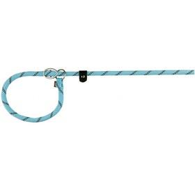 Поводок-удавка Trixie Sporty Rope, 1.7 м × 1.3 см (L-XL), светло-синий
