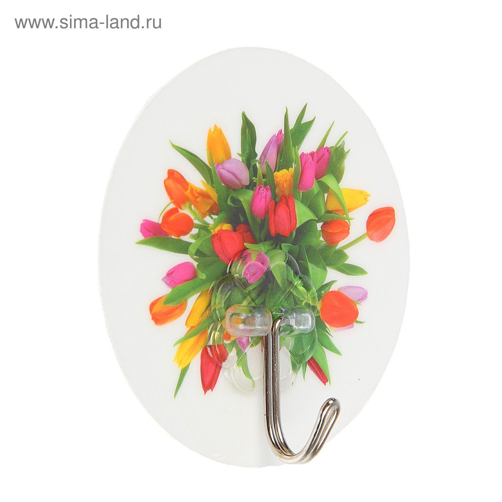 Наклейка букет цветов