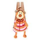 """Мягкая игрушка-рюкзак """"Медвежонок Сумчатый"""""""