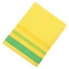 Полотенце махровое TW-Nice, размер 50х90, 340 г/м, цвет желтый
