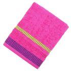Полотенце махровое TW-Nice, размер 50х90, 340 г/м, цвет розовый