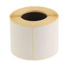 Термоэтикетка 58х60 мм, диаметр втулки 40 мм, 410 штук