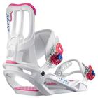 Крепления для сноуборда Salomon SPELL WHITE M FW17