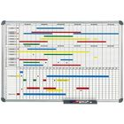 Доска магн-марк 60х90см Office Planner (план на мес, год), алюм.рама, сер.отд 64965-84