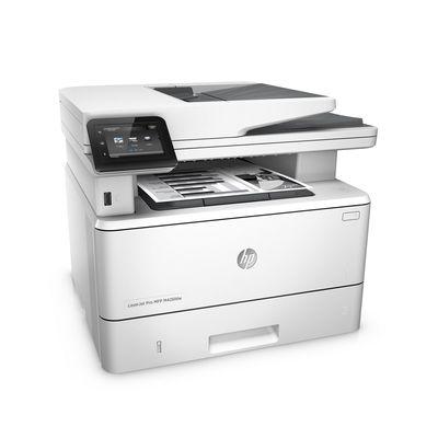 МФУ, лазерная черно-белая печать HP LaserJet Pro M426dw (F6W16A), А4, Duplex, WiFi