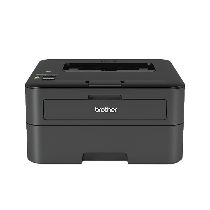 Принтер лазерный черно-белый Brother HL-L2360DNR, А4, Duplex, LAN