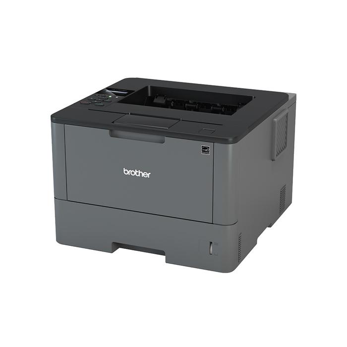 Принтер лазерный черно-белый Brother HL-L5000D, А4, Duplex