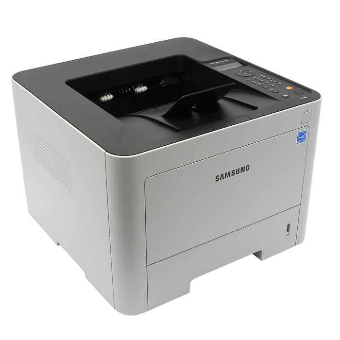 Принтер лазерный черно-белый Samsung SL-M3820ND, А4, Duplex