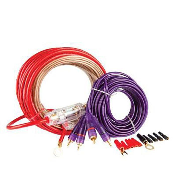 Установочный комплект Kicx PK 208 для 2-х канального усилителя