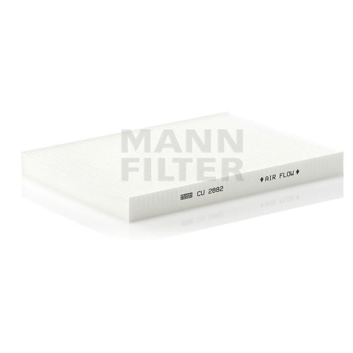 Фильтр салонный MANN-FILTER CU2882