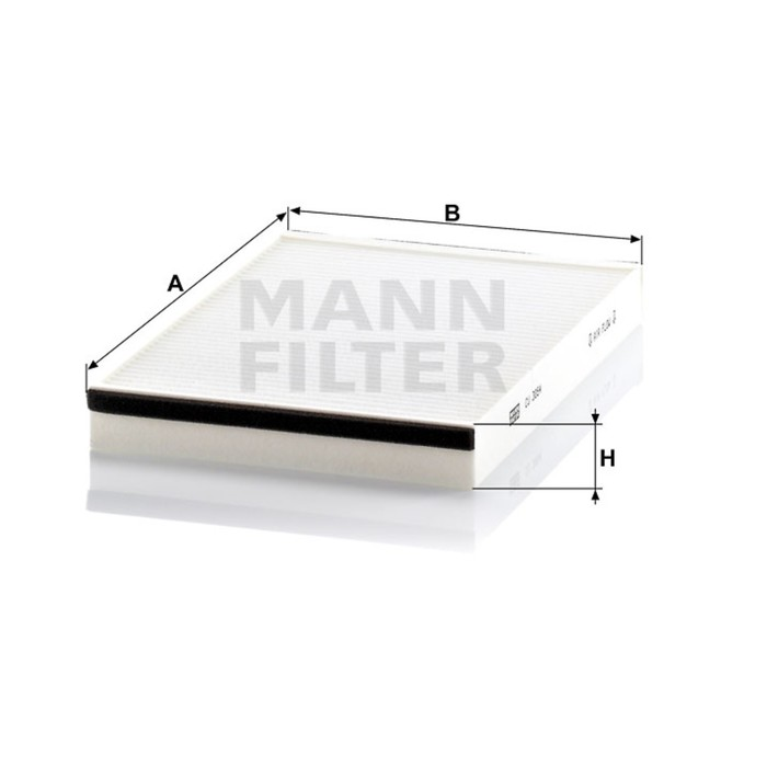 Фильтр салонный MANN-FILTER CU3054