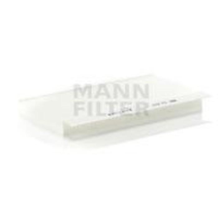 Фильтр салонный MANN-FILTER CU3337
