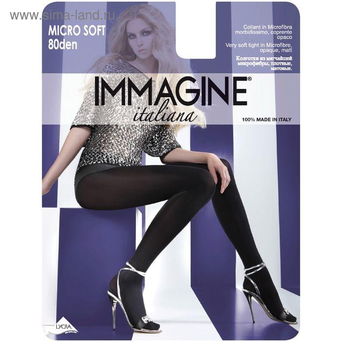 Колготки Immagine IMM-Micro Soft 80 panna 2