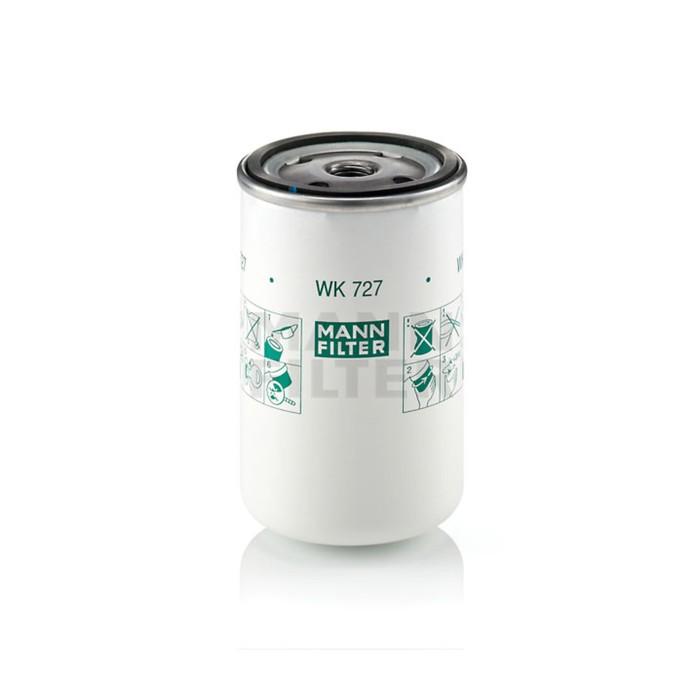 Фильтр топливный MANN-FILTER WK727