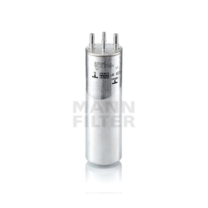 Фильтр топливный MANN-FILTER WK857/1