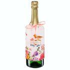 Набор для украшения подарочной бутылки «С 8 Марта!», набор для создания, 21 × 29 см