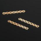 Разделитель 7 отверстий (набор 50шт) СМ-314, цвет золото